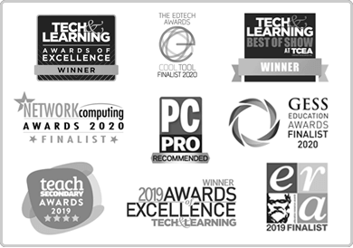 NetSupport award winning software